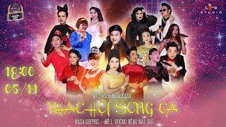 """[LIVE] Gánh lô tô Hương Nam - Lô Tô Show in Kasa chủ đề """" Nhạc Hội Song Ca """""""
