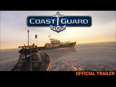 """We are happy to present you the official trailer for """"Coast Guard"""". The release of our exciting mix of adventure, police work and ship simulation is planned for October 21, 2015."""