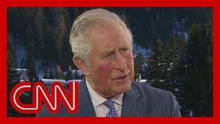 UK's Prince Charles worries humanity has left climate change action too late