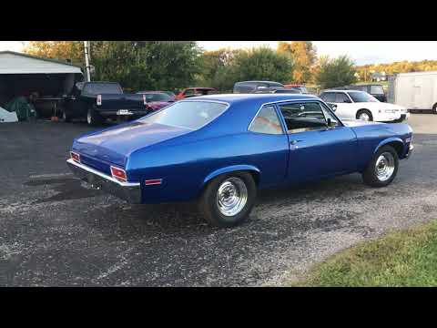 1971 Chevrolet Nova (CC-1256391) for sale in Knightstown, Indiana
