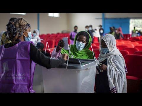Élections en Éthiopie :