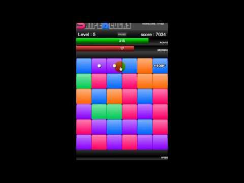 Video of Swipe Blocks