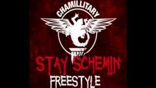 Chamillionaire & Famous - Stay Schemin' Freestyle