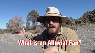 What is an Alluvial Fan? EXPLAINED   Learning Geology