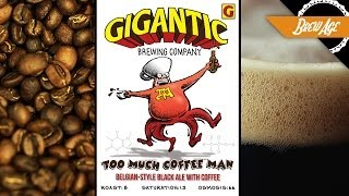 Coffee, Comics, and BEER - Gigantic Brewery