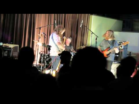 MSG Wolfman  Live Jeff Sipe Drums Reed Mathis Bass Matt Smith Guitar