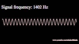 Проверка передаваемых динамиками частот