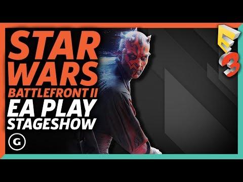E3 battlefront 2 youtube