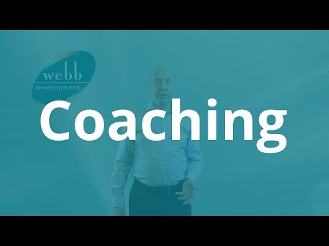 In this video I give examples why I have been invited to coach people.