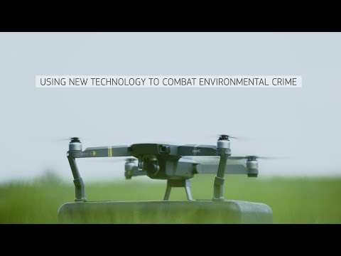 Using technology to combat environmental crime