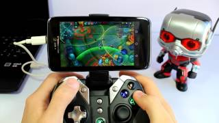 How to play Mobile Legends with GameSir Game Controller (without Root)