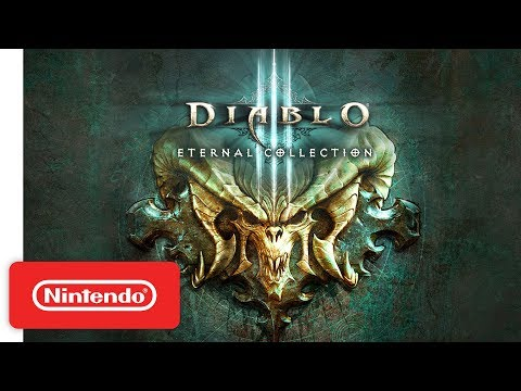 Diablo III: Eternal Collection – Launch Trailer – Nintendo Switch