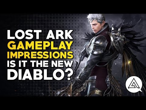 Lost Ark Gameplay Impressions - Is This The New Diablo?