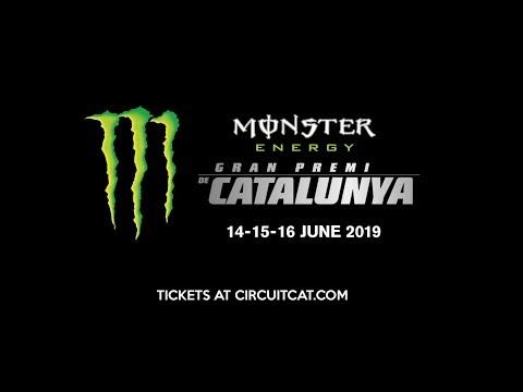 GP Monster Energy de Catalunya de MotoGP 2019
