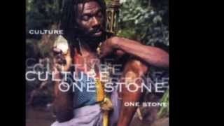 CULTURE - Tribal War (One Stone)