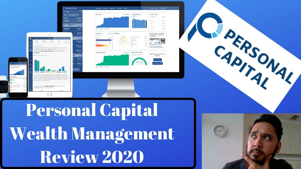 Personal Capital Wealth Management ( HONEST REVIEW 2020 )