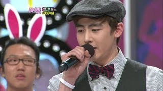 【TVPP】 Nichkhun (2PM) - I Can't, 닉쿤(투피엠) - 난 못해! 아이캔트! @ Flower