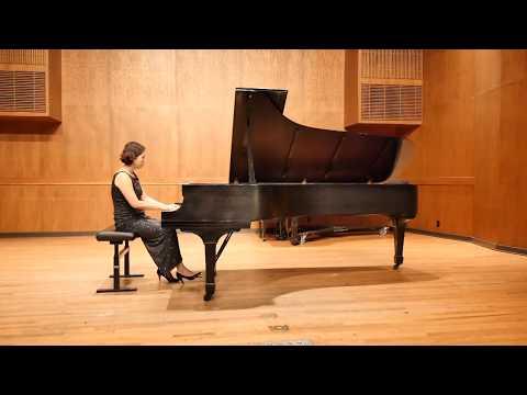 Clara Schumann- Ballade, Op. 5 No. 4