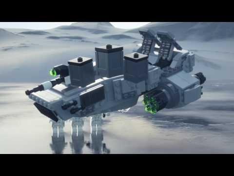 Конструктор Снежный спидер Первого Ордена - LEGO STAR WARS - фото № 9