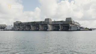 Ten gigantyczny kompleks wojskowy nie miał słabych punktów [Porzucone konstrukcje]