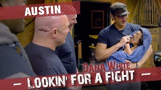Dana White: Lookin' for a Fight – Austin