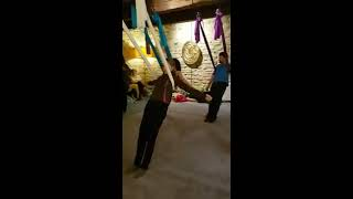 Assisi 2018 - Fly Yoga