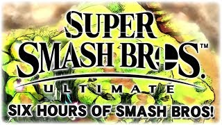 [GAMEPLAY] My First Six Hours with Super Smash Bros. Ultimate! Game of the Year!?