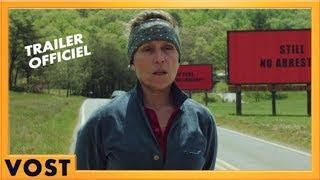 Trailer of 3 Billboards : Les Panneaux de la vengeance (2017)