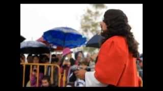 preview picture of video 'Martes Semana Santa Iztapalapa 2014'