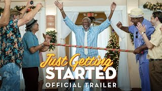 Just Getting Started (2017) Video