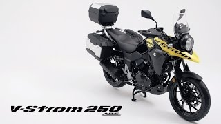 V-Strom 250/ABS Official Promotional Movie
