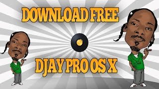 How to get Djay Free! Download for Mac os x 100%