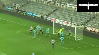 Newcastle United U23 v FC Porto B   Highlights