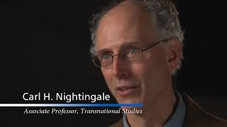 Going to School in a Segregated City. Prof. Carl Nightingale (Transnational Studies) Mar. 9, 2016