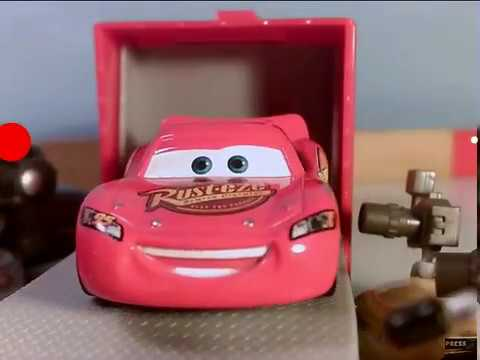 JD Studios' Disney/Pixar Cars Best Moments #2 - Piston Cup Race