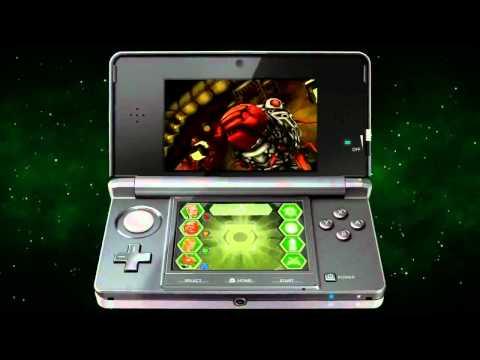 Видео № 0 из игры Green Lantern: Rise of the Manhunters (Б/У) [3DS]