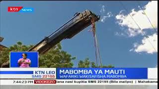 Mabomba ya Mauti:Watu wawili wafariki wakisafisha mabomba Garissa