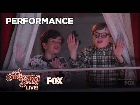 A Christmas Story Live! (Clip 'Somewhere Hovering Over Indiana')