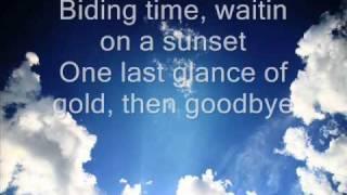 The thorns - no blue sky (lyrics)