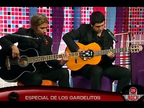 Los Gardelitos video Puño y letra - Acústico 2012