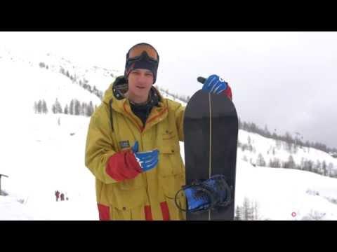 Bataleon Whitegold North Snowboard On Snow Review 2015/2016   EpicTV Gear Geek
