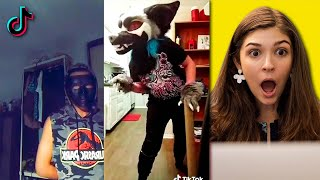 I Made My Friends Watch The Worst Tik Tok Memes