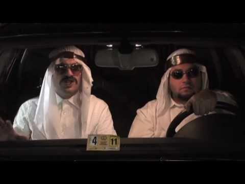 Saudis in Audis - siêu phẩm âm nhạc Ả Rập