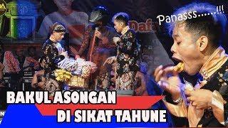 Cak Percil Membagikan Tahu Asongan Guyon Maton Papar 16 Maret 2019