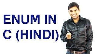 Enumeration in C (HINDI/URDU)