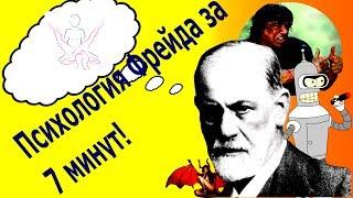 Психология Фрейда за 7 минут (Freud