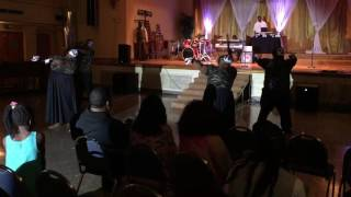 Gospel Explosion 2017 - Saved By Grace