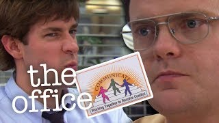 Conflict Resolution Pranks - The Office US