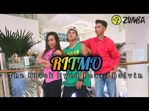 The Black Eyed Peas, J Balvin - RITMO (Bad Boys For Life) ZUMBA | FITNESS | At Mall Pentacity Bppn