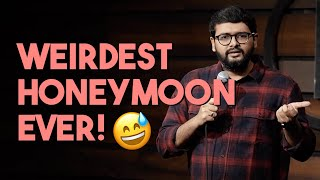 Honeymoon In Lockdown | Stand Up Comedy by Kautuk Srivastava